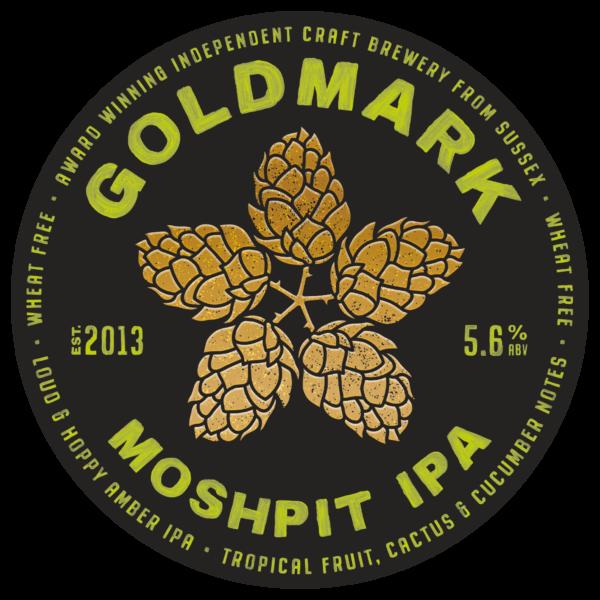 Goldmark Moshpit IPA
