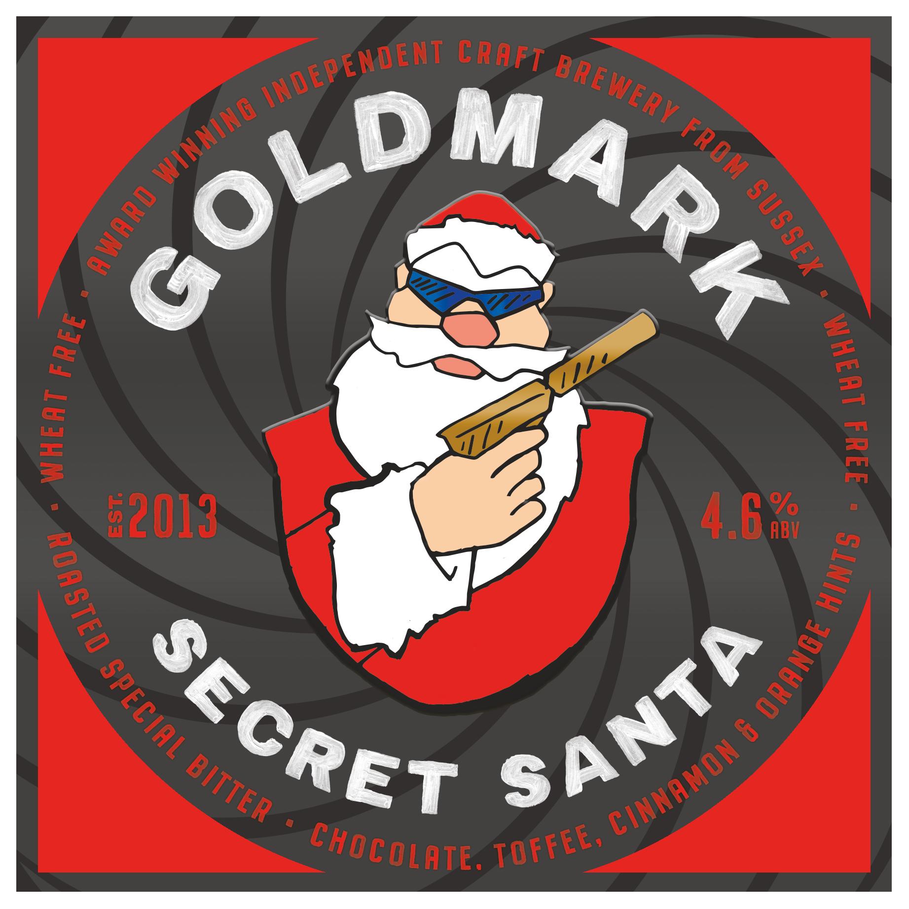 Goldmark Secret Santa Christmas Special Bitter