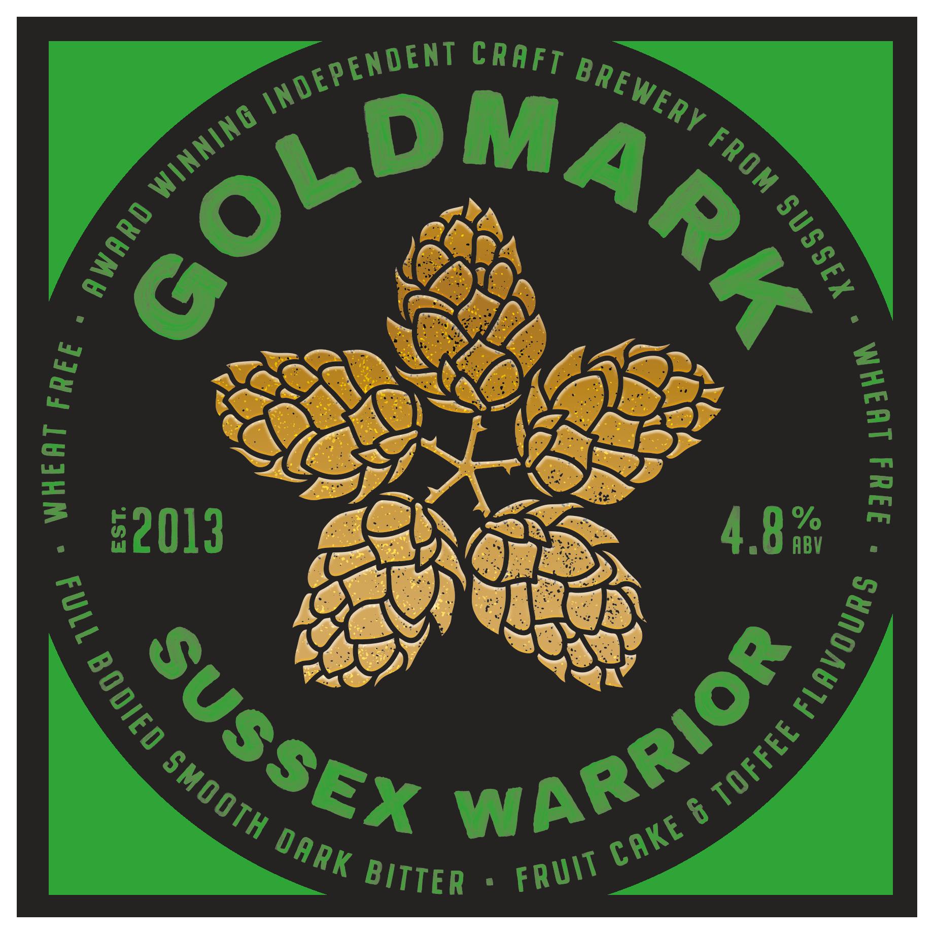 Goldmark Sussex Warrior