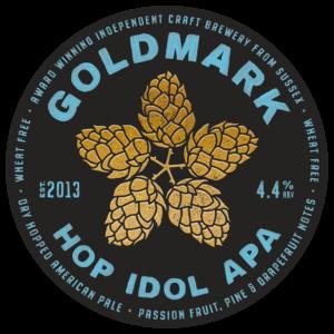 Goldmark Hop Idol American Pale Ale APA