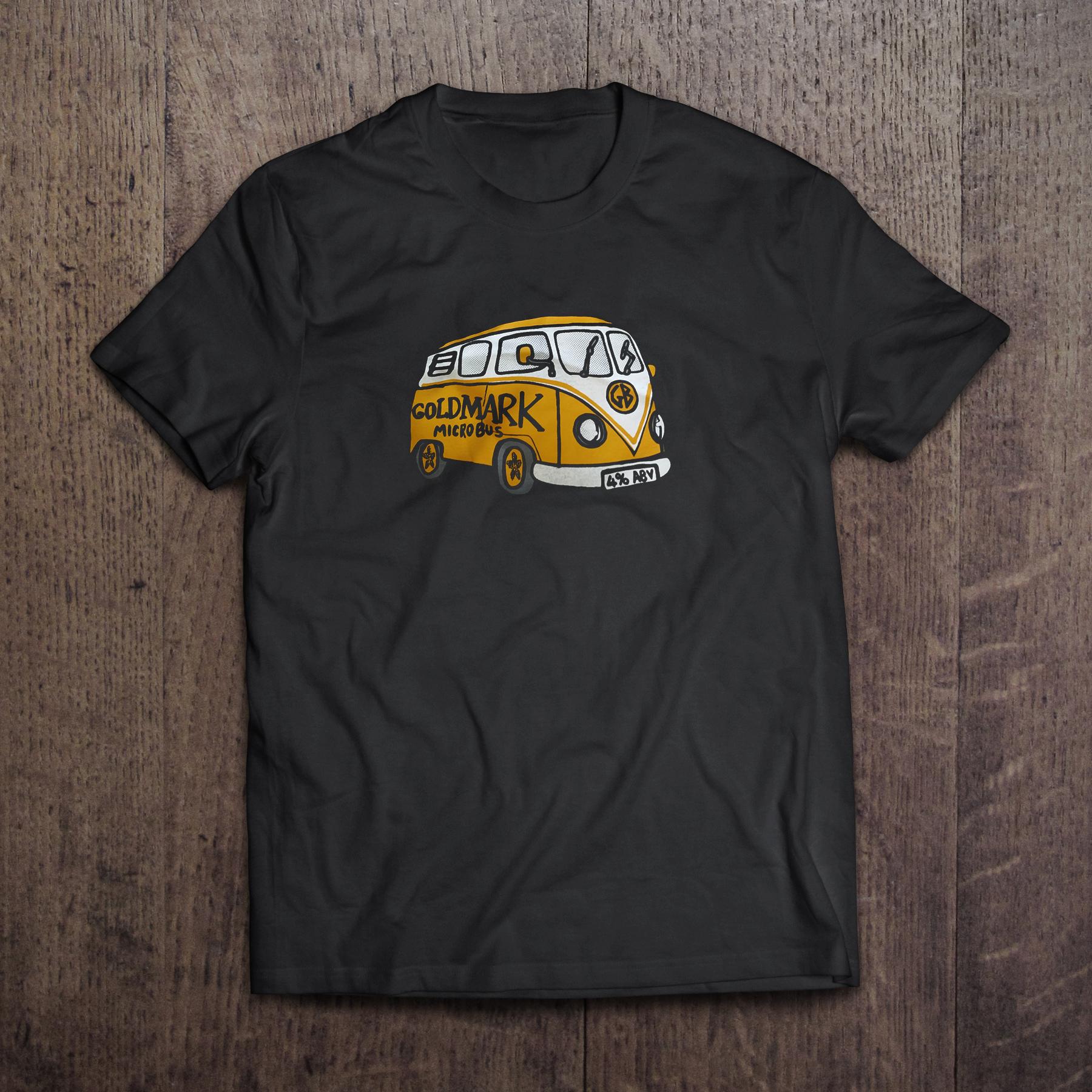 Goldmark Microbus T-Shirt