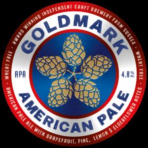 Goldmark American Pale Ale 4.8%