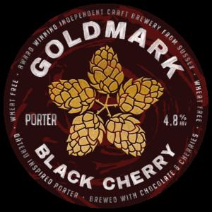 Goldmark Black Cherry Porter 4.8%