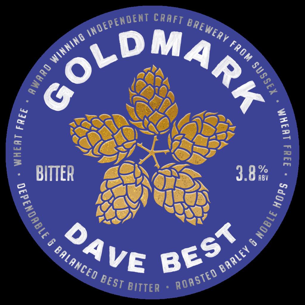 Goldmark Dave Best Bitter 3.8%