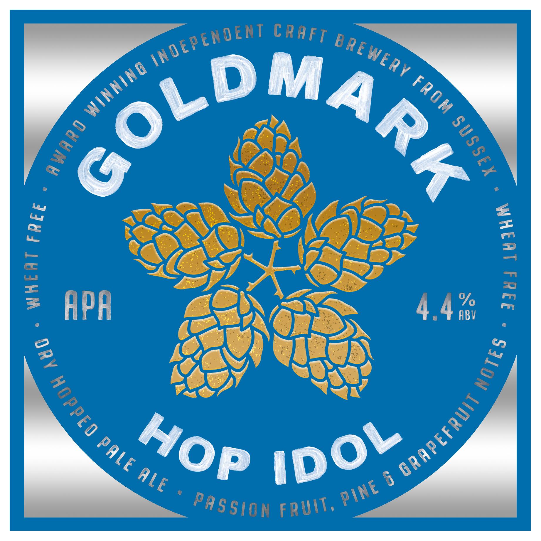 Goldmark Hop Idol American Pale Ale 4.4%