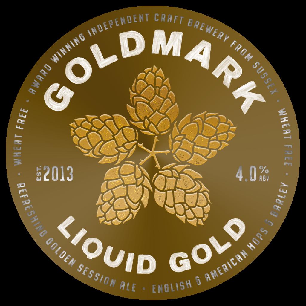 Goldmark Liquid Gold Golden Ale 4.0%