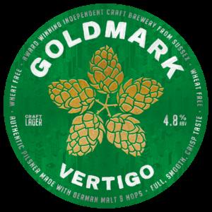 Goldmark Vertigo Craft Lager 4.8%