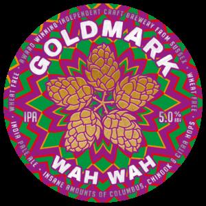 Goldmark Wah Wah India Pale Ale 5.0%