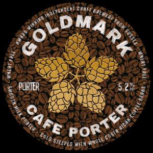 Goldmark Cafe Porter 5.2%